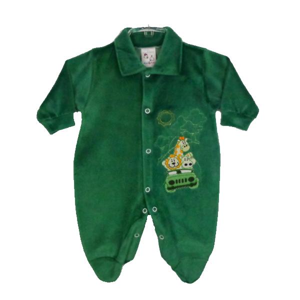 Macacão verde
